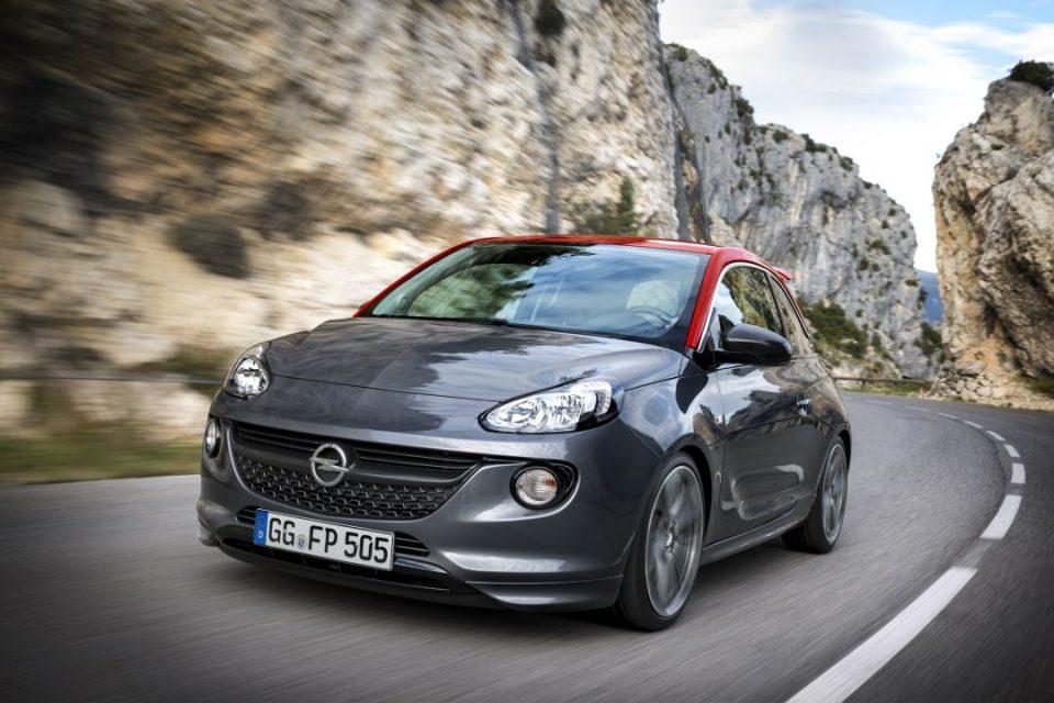 Opel schickt den Adam in einer Sportversion ins Rennen